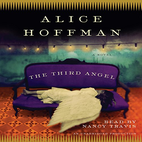The Third Angel audiobook cover art