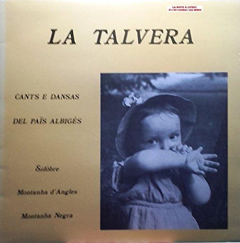 La Talvera, Cants e dansas del païs Albigés, Tarn, Albi, Sidobre, Anglès, Montagne noire, Occitan, Occitanie, 33T, C203