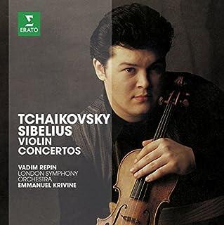 Tchaikovsky & Sibelius : Violin Concertos by Vadim Repin (2014-04-08)