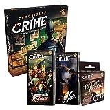 Abysse Corp Chronicles of Crime + Redview + Noir + Module de Réalité virtuelle - Version Française