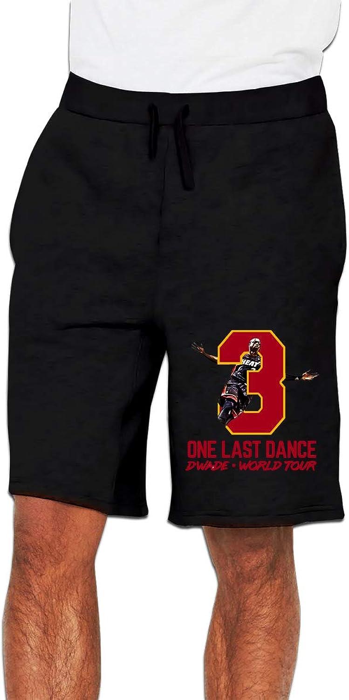 - Men's Men's Men's Classic One Last Dance D-Wade Relaxed Fit Perfect Comfort Short b6256f