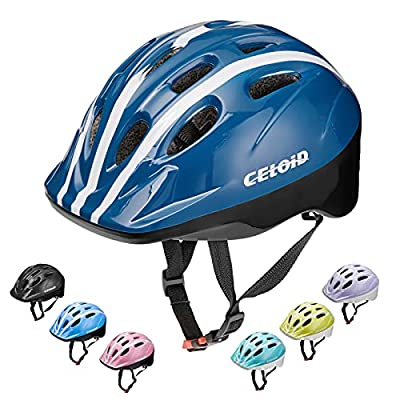 CELOID Kids Bicycle Helmet, Adjustable Toddler ...
