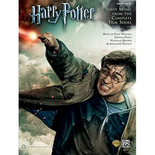 Harry Potter -- Sheet Music from the Complete Film Series: Piano Solos (Harry