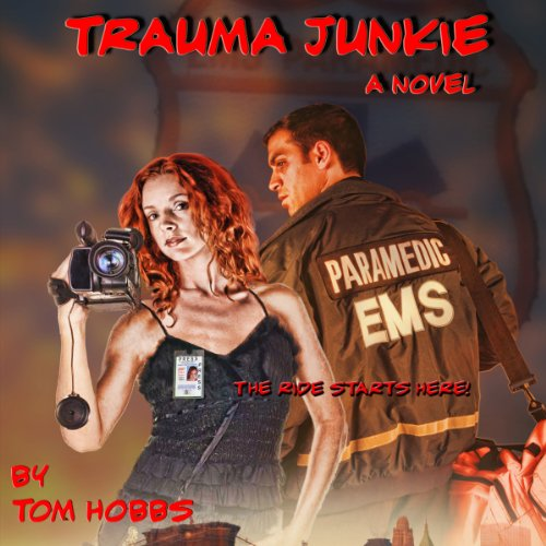 Trauma Junkie cover art