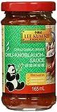 Lee Kum Kee Chili-Knoblauch-Sauce (aus China, scharf, ohne Glutamat, ohne Konservierungsstoffe, ohne Farbstoffe, vegan) 1 x 165 ml