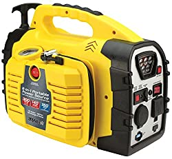 Best Portable Jump Starter with Air compressor | Top 5 Reviewed 2019