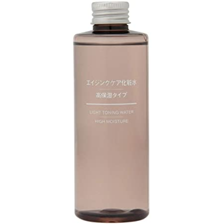 無印良品 エイジングケア化粧水・高保湿タイプ 200ml 38743170