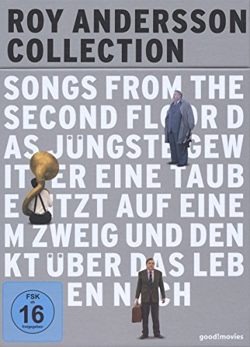 Roy Andersson Collection [3 DVDs]