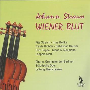Strauss: Wiener Blut (Vienna Blood)