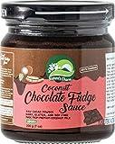 Nature's Charm Salsa de Chocolate y Coco-Fudge Sauce 200 g