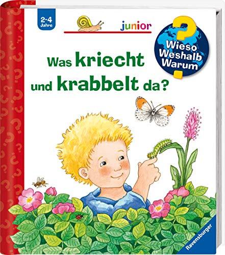 Wieso? Weshalb? Warum? junior: Was kriecht und krabbelt da? (Band 36) (Wieso? Weshalb? Warum? junior, 36)