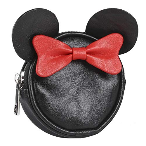 Cerdá - Cartera Tarjetero Monedero Minnie, 9 cm