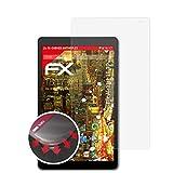atFolix Schutzfolie kompatibel mit Alcatel 1T 10 Folie, entspiegelnde & Flexible FX Bildschirmschutzfolie (2X)