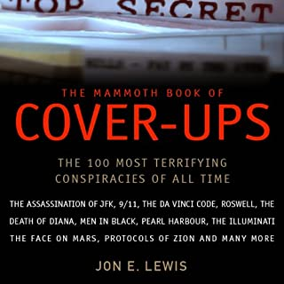 The Mammoth Book of Cover-Ups audiobook cover art