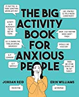 BIG ACTIVITY BOOK FOR ANXIOUS