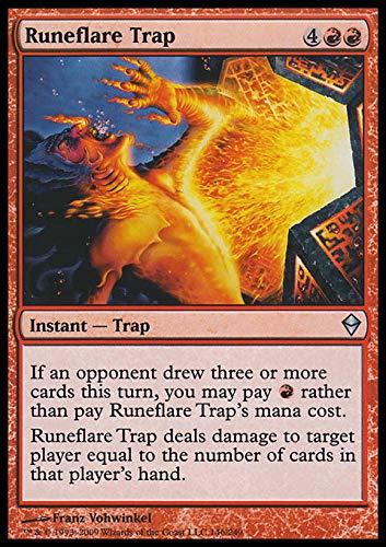 Magic The Gathering - Runeflare Trap (146) - Zendikar