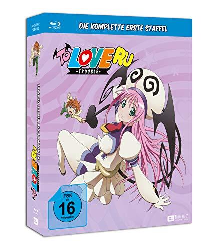 To Love Ru - Trouble - Staffel 1 - Gesamtausgabe - [Blu-ray] Relaunch