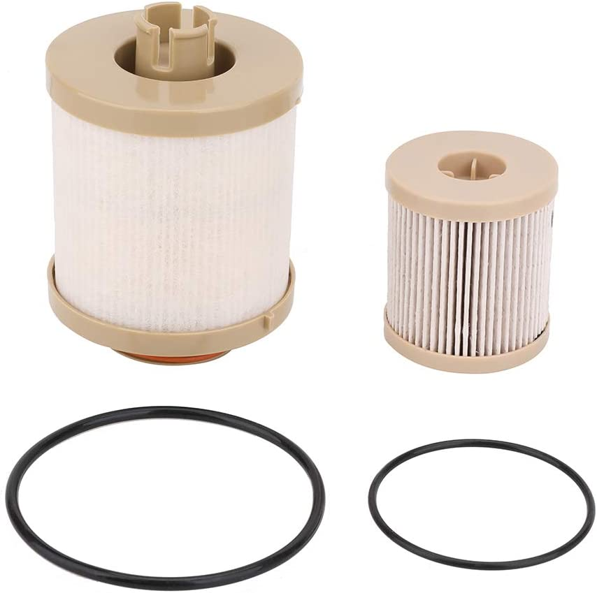 Amazon.com: FD4616 Diesel Fuel Filter For 03-07 Ford F250 F350 F450 F550  Super Duty 03-05 Ford Excursion 6.0L Powerstroke - Replace 3C3Z9N184CB  3C349N074BA 3C3Z9N184CA - Upper Fuel Bowl Lower Lifter Pump Filter:  Automotive | Ford F350 Diesel Fuel Filter |  | Amazon.com