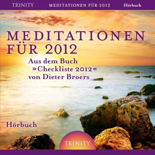 Meditationen für 2012 Titelbild