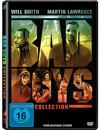 Bad Boys for Life / Bad Boys II / Bad Boys - Harte Jungs [3 DVDs]