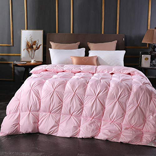 CHOU DAN king size duvet 10.6 tog Goose Down Winter Quilt Duvets Comforter Blanket Duvet Filling Cotton Twin Queen King Full Size For-220x240cm 4.5kg_02