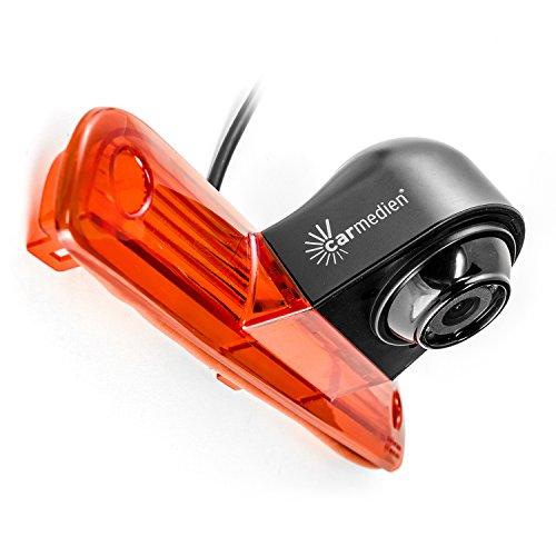 Carmedien Fahrzeugspezifische Bremslicht Rückfahrkamera für Ducato Jumper Boxer in 3. Bremsleuchte