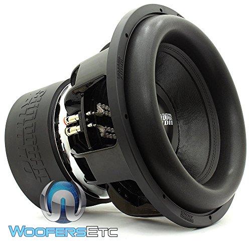 Sundown Audio Z-18 V.5 D1 18  2000 Watts RMS Dual 1-Ohm Z-V.5 Series Subwoofer