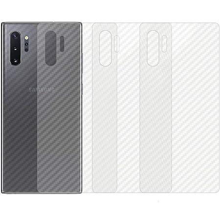 Qichenlu 4 Stück Rückseite Folie Für Galaxy Note 10 Elektronik