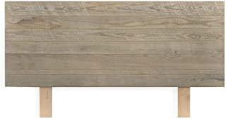 eLuxurySupply Rustic Panel headboard | 100% Handmade by Amish Craftsmen | Solid Hardwood | Durable and Contemporary (King)