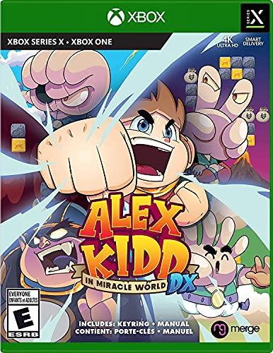 Alex Kidd In Miracle World Dx(輸入版:北米)- Xbox Series X