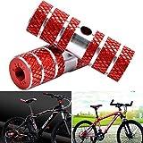 Sujetador de Eje de Bicicleta S/úper Ligero Pincho de Eje Accesorio de Liberaci/ón R/ápida para Bicicletas de 130 y 170 mm Pincho de Bicicleta