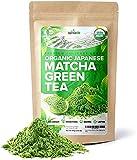 Organic Japanese Matcha Green Tea Powder – USDA & JAS Organic - Authentic