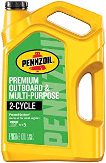 Pennzoil 550045232 1 gallon Premium Outboard/Multi-Purpose (2 Cycle 1gal. Jug)