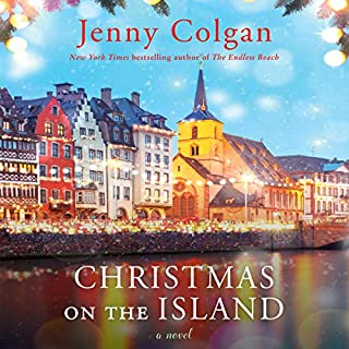 Christmas on the Island audiobook cover art