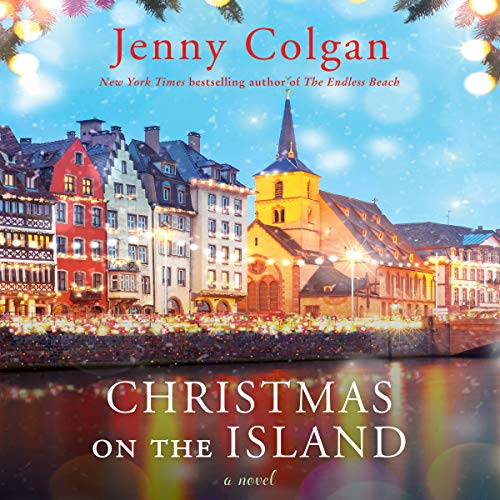 Christmas on the Island cover art