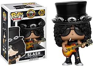 Funko POP Rocks: Slash Action Figure