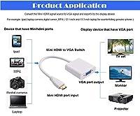 ZHAOMIN Frete gratis HD 1080 P HDMI Conversor de Cabo Mini HDMI para VGA adaptador para xbox 360 ps3 ps4 hdtv pc laptop dvd camera