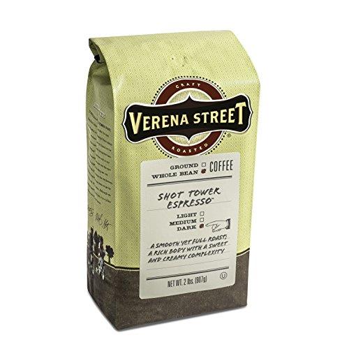 Verena Street Espresso Beans