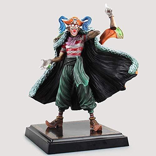ZJZNB Einteiliger Clown Bucky Collector 23Cm Anime Figur Modell Spielzeug Figuren Animation Statue Dekoration
