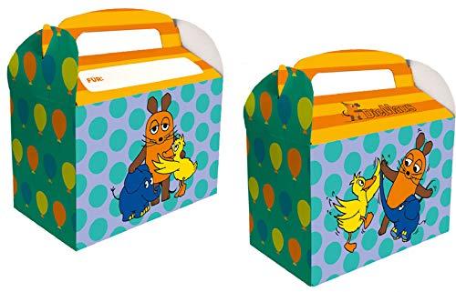 DH-Konzept Die Maus Geschenkboxen 8 Stück