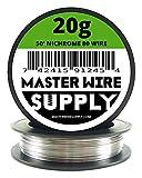 Nichrome 80-50' - 20 Gauge Resistance Wire