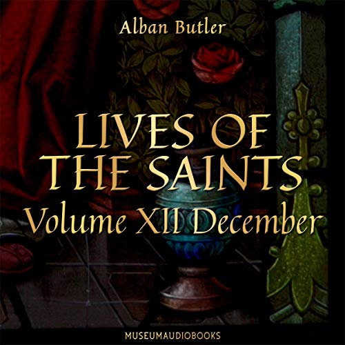 Lives of the Saints, Volume XII: December cover art