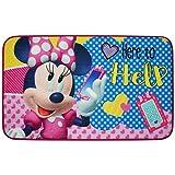TW24 Disney Spielteppich - Teppich - Läufer - Kinderteppich 75x45cm mit Motivauswahl (Minnie Mouse)