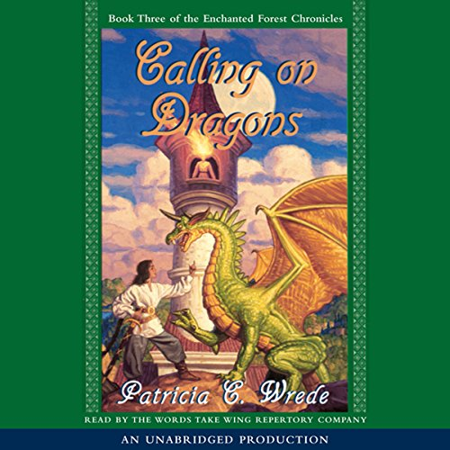 Calling on Dragons audiobook cover art