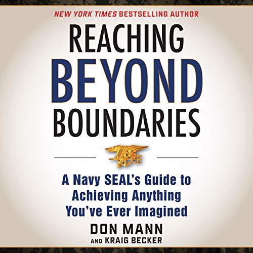 Reaching Beyond Boundaries audiobook cover art