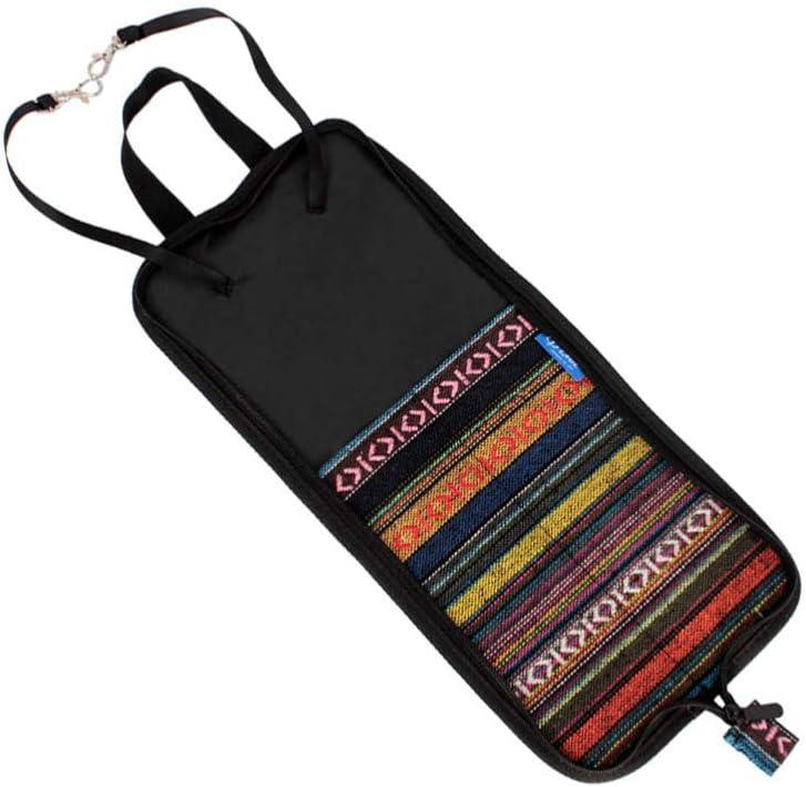 MILISTEN Drummer Stick Bag Portable Drum Boho St Industry No. 1 Case service