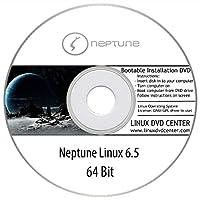 Neptune Linux 6.5 (64Bit) - Bootable Linux Installation DVD