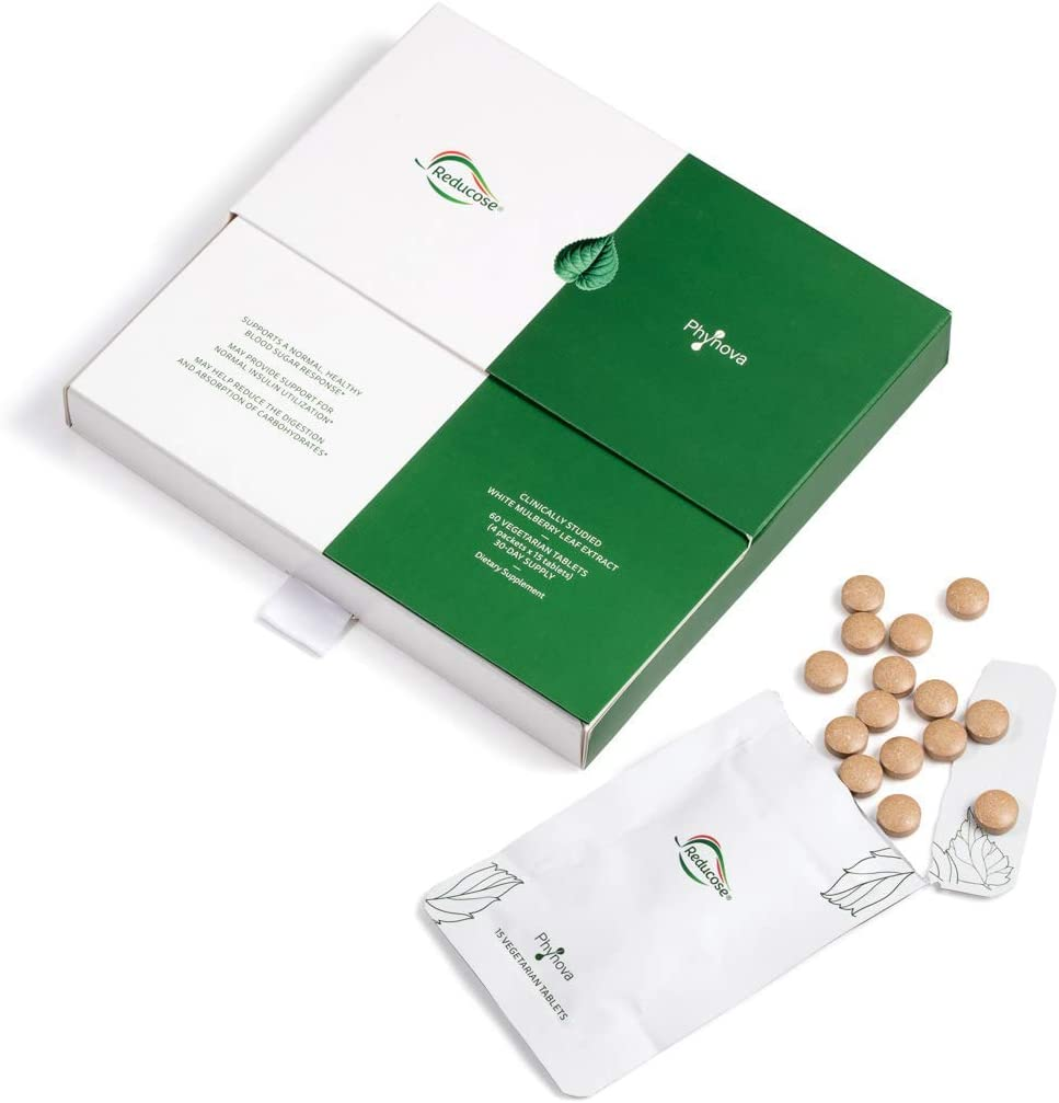 Reducose 60 Vegetarian Tablets Supports a Blood Normal Max 74% OFF Healthy Some reservation