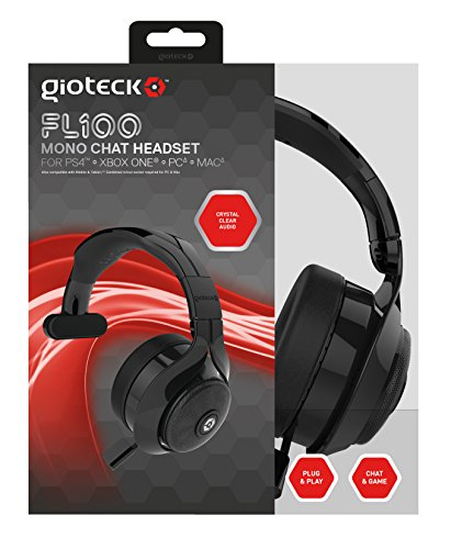 Top 10 Best mono chat headset