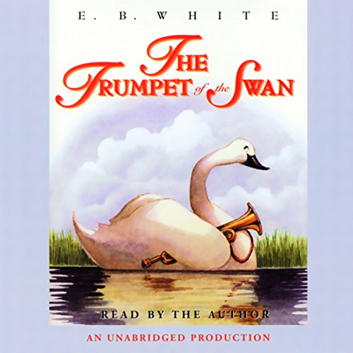 The Trumpet of the Swan  By  cover art
